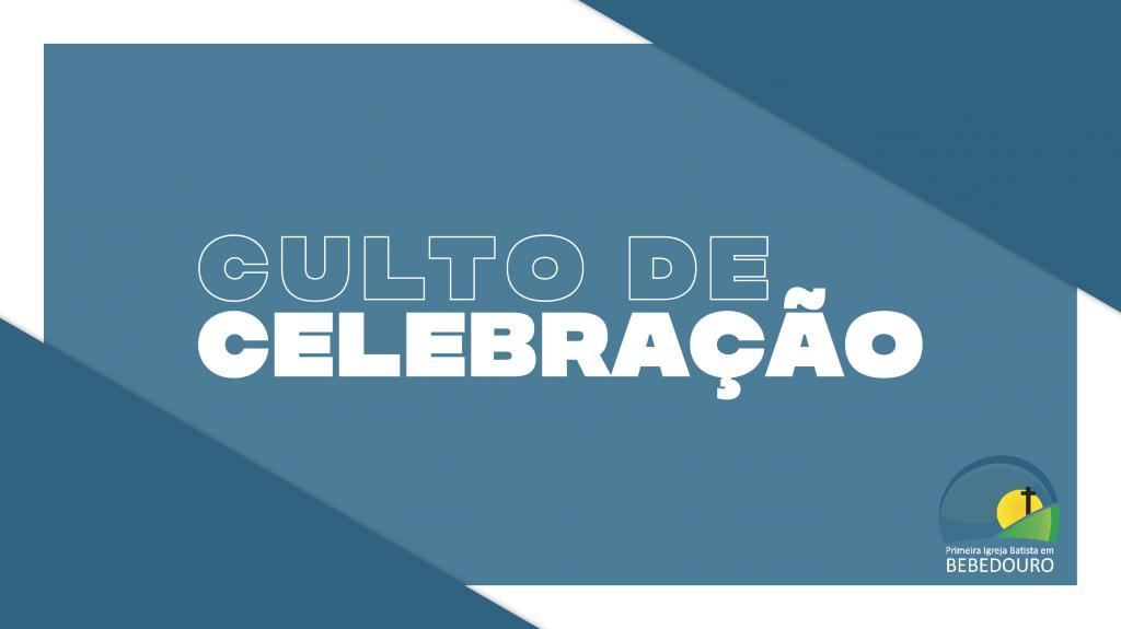 [Culto de celebração | 15/12]