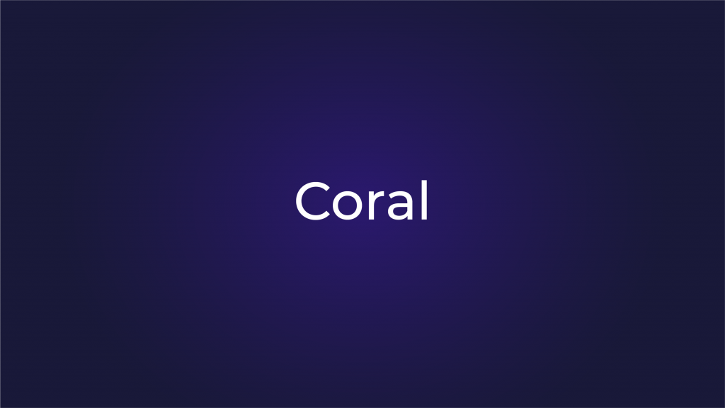 [Coral]