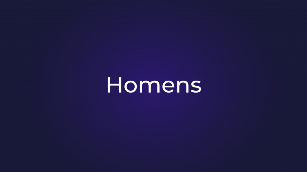 [Homens]